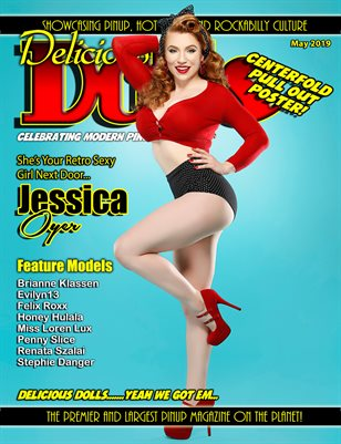 May 2019 Jessica Oyer Cover