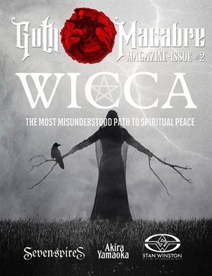 Goth Macabre Magazine Issue #2