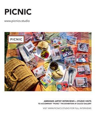 Picnic Exhibition Booklet