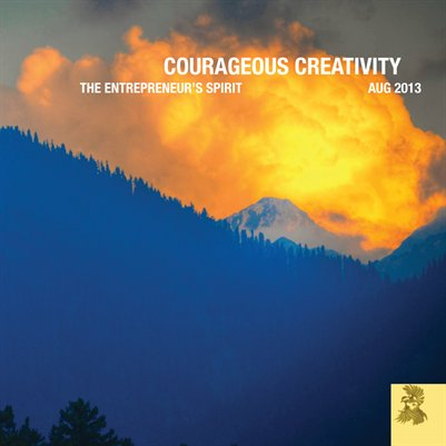 Courageous Creativity August 2013