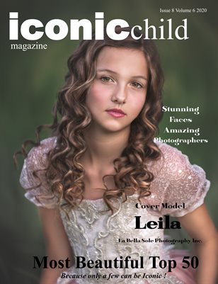 Iconic Child Magazine issue 8 Volume 6 2020