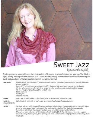 Sweet Jazz