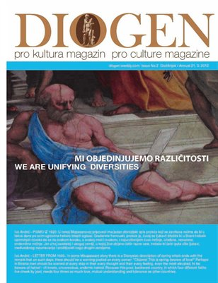 DIOGEN pro culture magazine, No 2., 2012 - Annual