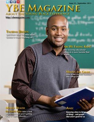 YBE Magazine - Issue #3