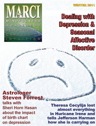 MARCI  magazine Winter 2011 - Depression and Seasonal Affective Disorder