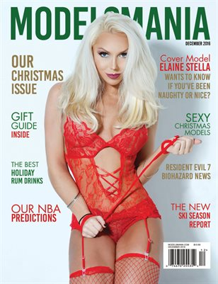 MODELSMANIA DECEMBER 2016