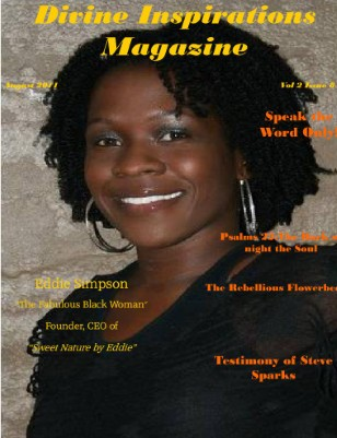 Divine Inspirations Magazine August 2011 Issue