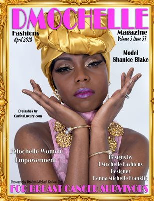 DMochelle Fashions Magazine April 2018 Issue