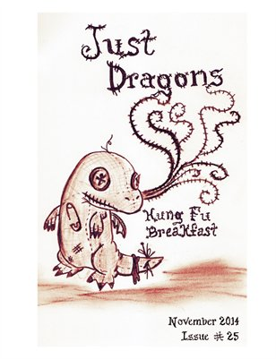 Kung Fu Breakfast Issue #25: Just Dragons