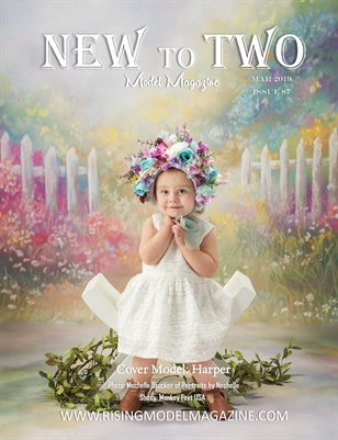 New To Two Model Magazine Issue #87