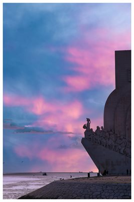 Poster - Monument Of The Discoveries 2
