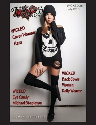 WICKED Women Magazine-WICKED 28: July 2016