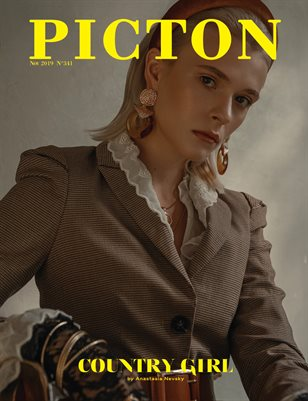 Picton Magazine November  2019 N341 Cover 2