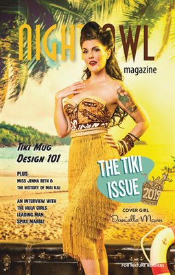 Night Owl's Annual Tiki Issue 2019 | Issue 11