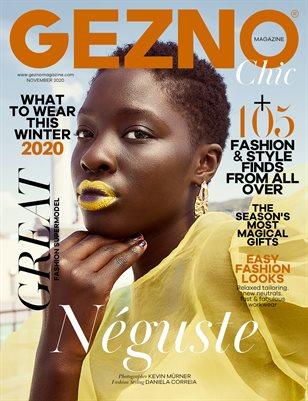 GEZNO Magazine November 2020 Issue #14