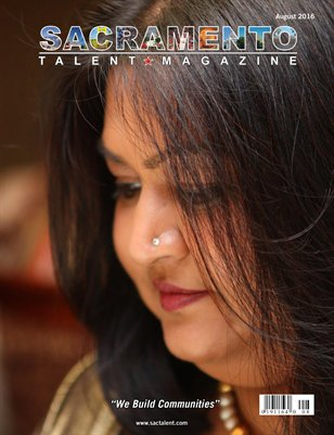 Sacramento Talent Magazine August 2016 Edition