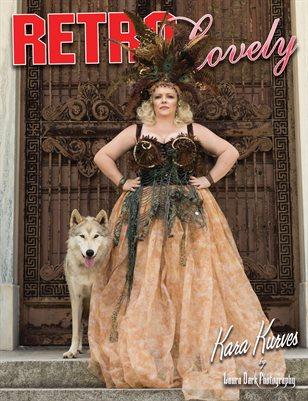 Retro Lovely No.64 – Kara Kurves Cover