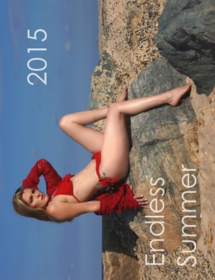 Endless Summer 2015 Calendar by Anooba Images