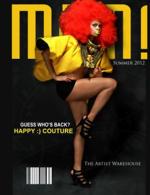 MAMi Magazine Artist Warehouse Edition