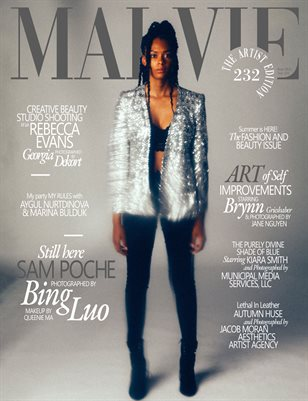 MALVIE Magazine The Artist Edition Vol 232 June 2021