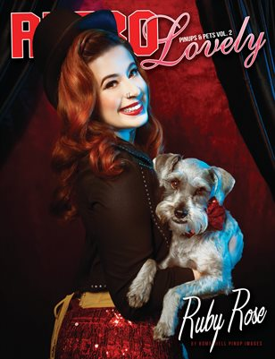 Pinups and Pets Volume No.2 – Ruby Rose Cover