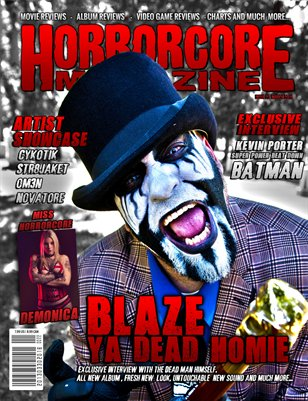 Issue 22 – Blaze Ya Dead Homie & Batman