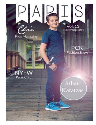 Athan Karatzas 2