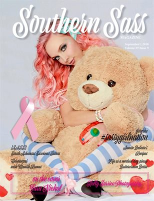 Southern Sass Magazine September 2018 | Pink Lolita Issue