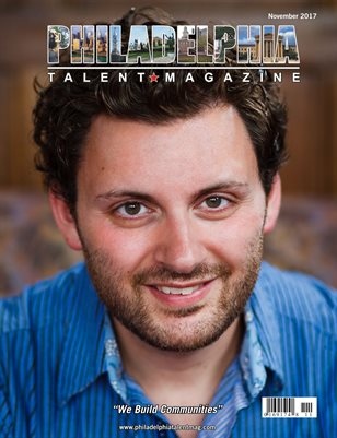 Philadelphia Talent Magazine November 2017 Edition