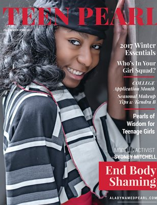 Teen Pearl Fall/Winter Issue