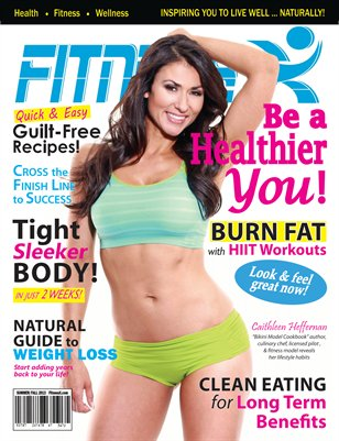 Summer/Fall 2013 FitnessX Magazine