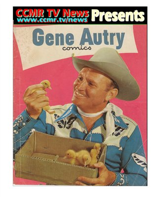 Gene Autry and the Cowboy Pirates