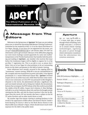 APERTURE, 2006, Issue 12