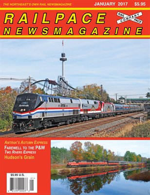 JANUARY 2017 Railpace Newsmagazine