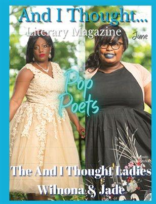 And I Thought Literary Magazine