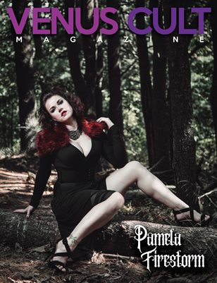 Venus Cult No.19 – Pamela Firestorm Cover