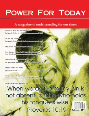 Power For Today Magazine, February 2011