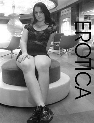Erotica Magazine Vol. X (Softcore) Arielle May Cover