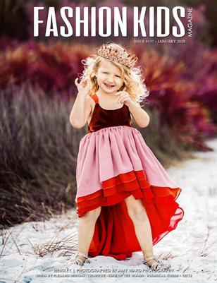 Fashion Kids Magazine | Issue #157