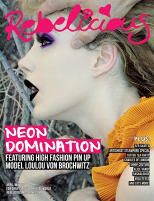 Rebelicious Issue #6