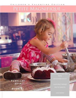 Petite Magnifique February Childrens Edition #106