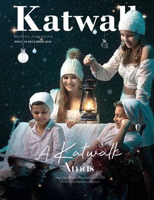 Katwalk Fashion Magazine, Issue 30 December 2020.