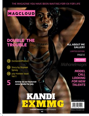 Ex Money Magazine - Kandi