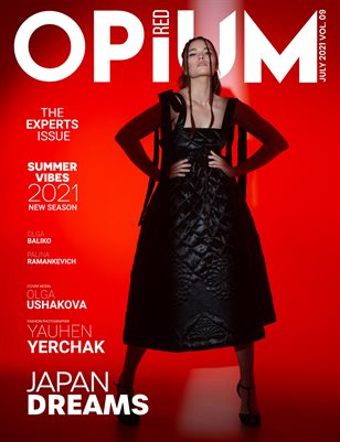 Opium Red July #19 Vol 9