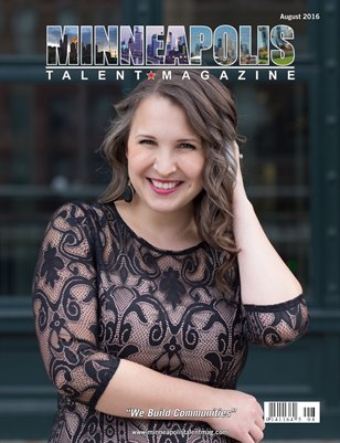 Minneapolis Talent Magazine August 2016 Edition