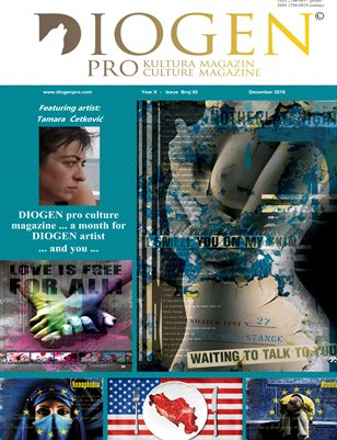 DIOGEN pro culture magazine No 92, December 2018