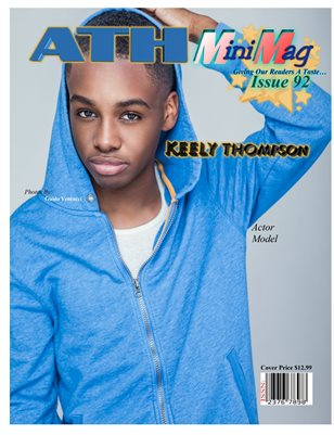 ATH Mini Mag Issue #92 Keely Thompson