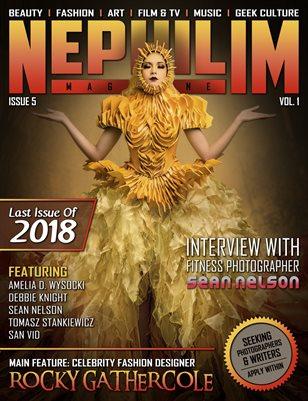 Nephilim Magazine #5 (Vol. 1)