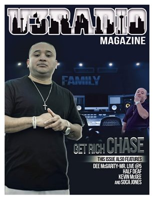U3 Radio-8th Issue (Go Getters)