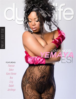 Dymelife Magazine #01 (Yemaya Rose Cover)